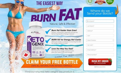 Alpha Femme Keto Genix – Ingredients, Benefits, Side Effects & Where To Buy!