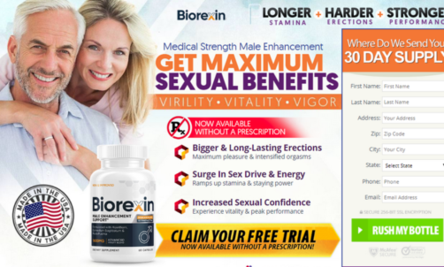 Do know about Biorexin Male Enhancement?