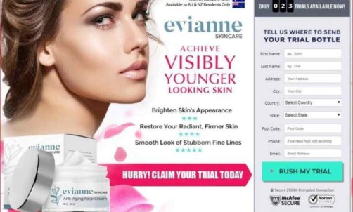 How Does Evianne Cream Work and Where To Buy?