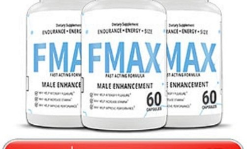 Fmax Male Enhancement Reviews – Ingredients, Benefits, Side effects & Price!