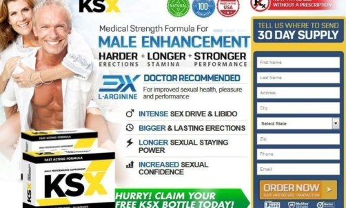 How to Work KSX Male Enhancement Pills ? Where To Get Risk Free Trial!