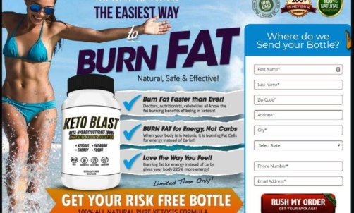 Do you know about Keto Blast