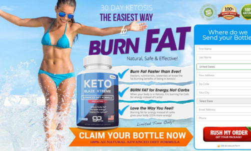 Keto Blaze Xtreme – Benefit Reads, Reviews, Offers, Price & Buy ?