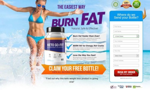 Do You Know about Keto Go Fit?