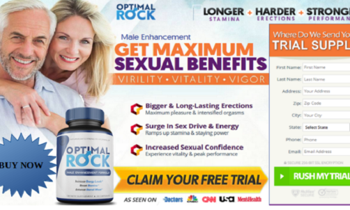 Where To Buy Optimal Rock ? Powerfull Male Enhancement Formula !