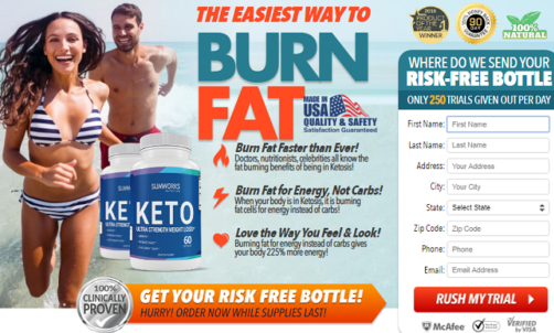 Slimworks Keto – ingredients, Benefits, Side Effects & Where To Get Trial ?