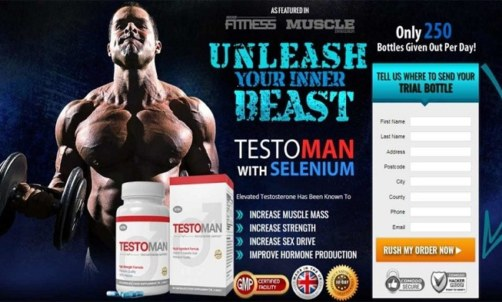 Where To Get Tesoman Muscle Booster? Claim Your Risk Free Trial