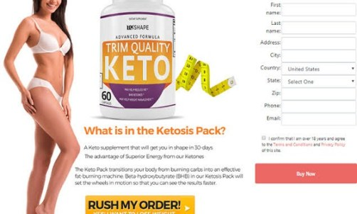 Trim Quality Keto – How Does It Work ? Where To Get Risk Free Trial..