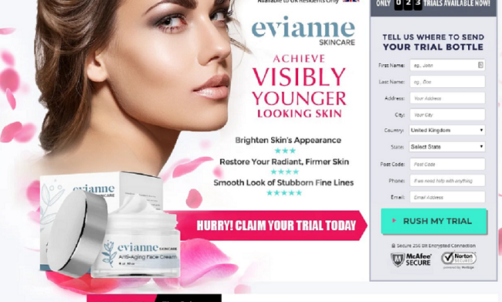 How To Work Evianne Cream {UK} ?