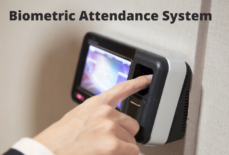 A Biometric Attendance System to Stay in Control