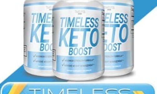 Timeless Keto Boost Diet Weight Loss Pills?