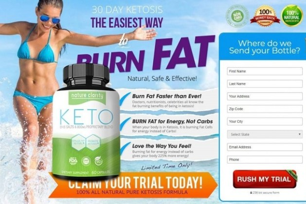 Diet Clarity Keto Reviews