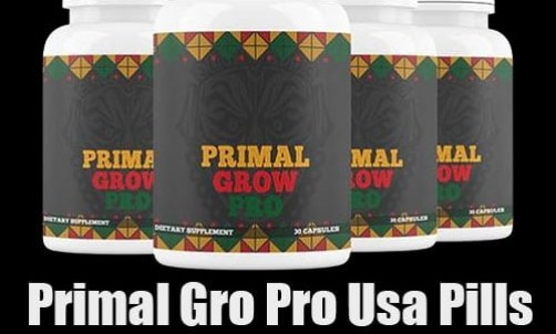 Primal Grow Pro – Reviews 2020 Usa