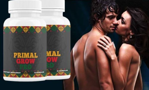 Primal Grow Pro a Advanced Male Enhancement Formula