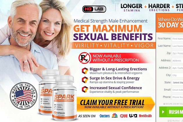 Spark Male Enhancement