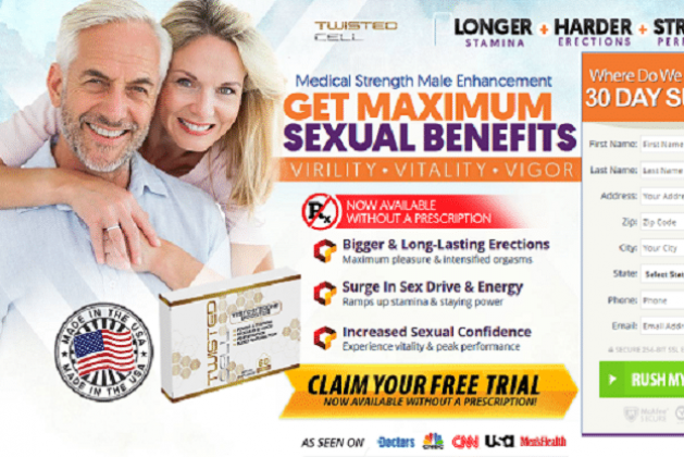 Twisted Cell Male Enhancement