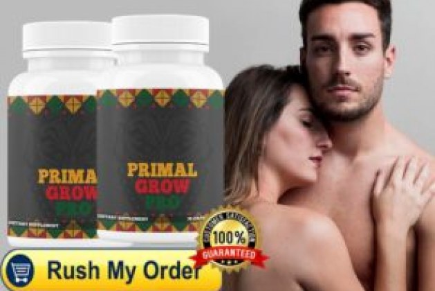 Primal Grow Pro Review Pills (Official Updates)