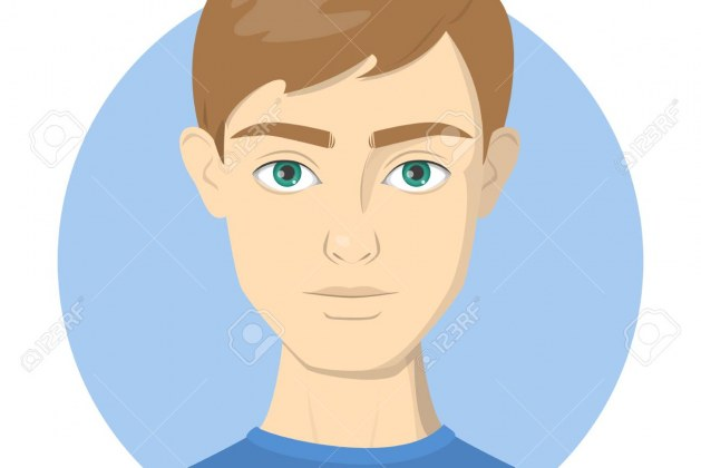 127434465-portrait-of-young-man-beautiful-handsome-boy-avatar-guy-smiling-male-character-isolated-vector-illus