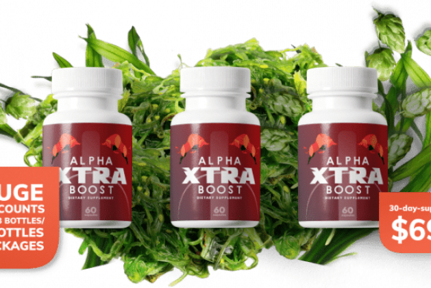 Alpha Xtra Boost Price