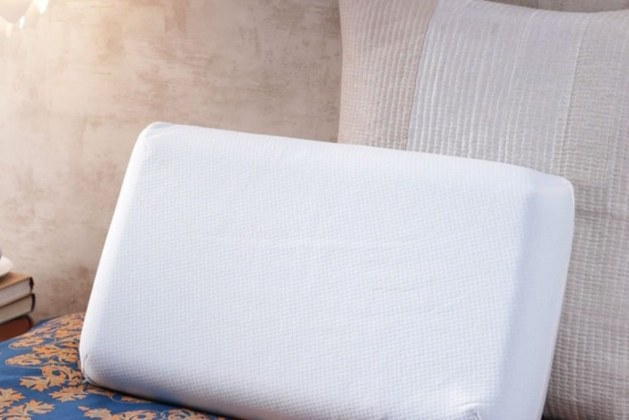 Enjoy a Cool and Comfortable Sleep with Gel Memory Foam Pillow