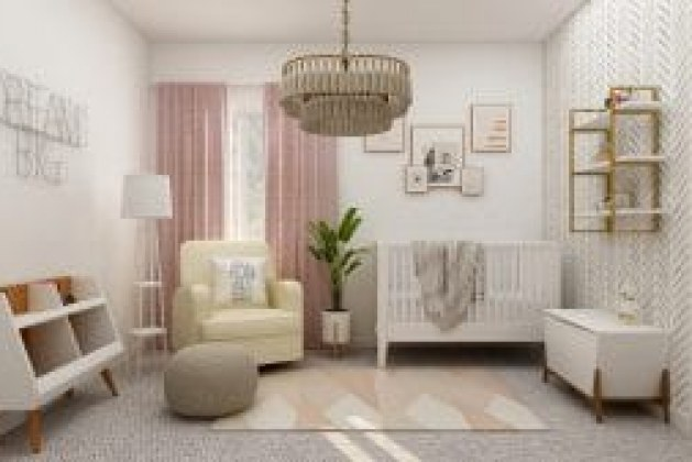 8 Must-haves When Decorating a Baby's Room For the First Time