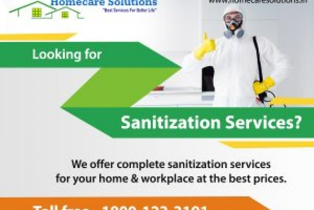 HomecareSolutions- Home, Office, Kitchen, Bathroom, Sofa, Deep Home Cleaning Services in Bangalore.
