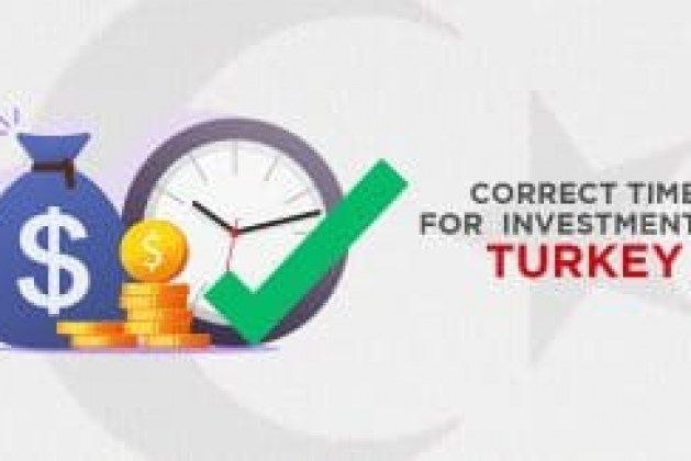 Correct time for investment in turkey – Homega