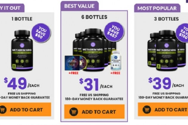 Metabrim NRG Price – Today Get Special Discount On Your Order !