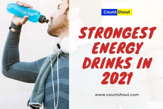 Most Powerful Energy Drinks in the World, Strongest energy drinks in 2021 (4)