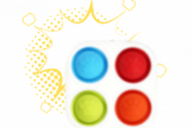 Popping Fidgets Toy – A Stress-Free Game for the Kids